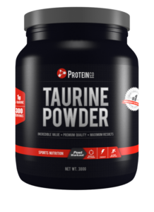taurine-supplement