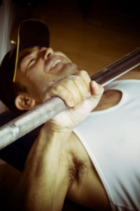 medium-grip-barbell-presses